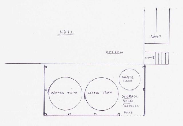 tank fence plan