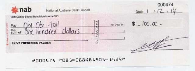 palmer donation1
